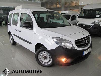 usado Mercedes Citan 108 CDI COMBI
