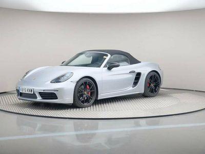 usado Porsche 718 Boxster S Boxster