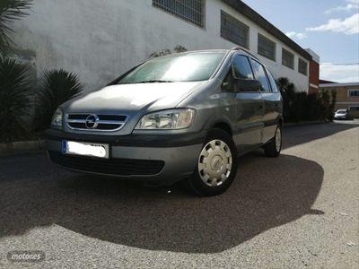 usado Opel Zafira 2.0 Dti 16v Blue Line