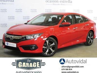 gebraucht Honda Civic 1.5 I-VTEC TURBO ELEGANCE NAV