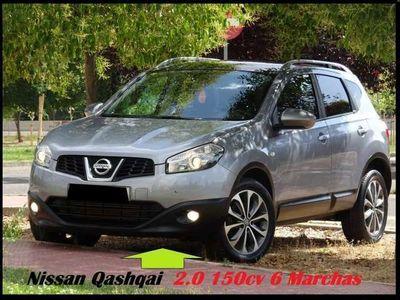 usado Nissan Qashqai Q+2 2.0dCi Tekna 4x2