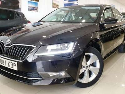 usado Skoda Superb 2.0TDI Ambition DSG 110kW