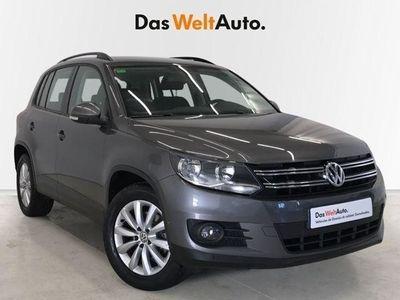 usado VW Tiguan T1 2.0 TDI 4x2 81 kW (110 CV)