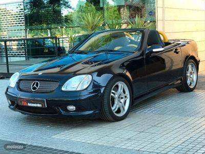 usado Mercedes SLK32 AMG SLK ClaseK AMG