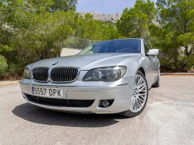 usado BMW 760 Serie 7 E65 E66 Li