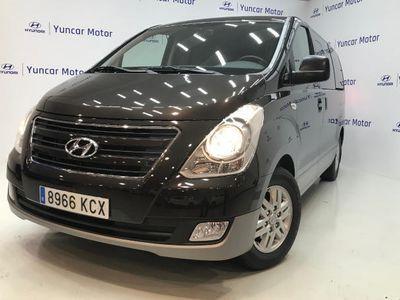gebraucht Hyundai H-1 2.5 CRDi 100kW 136CV Tecno Nav