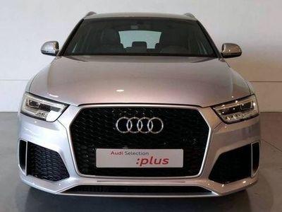 usado Audi RS Q3 2.5 TFSI quattro 250 kW (340 CV) S tronic Gasolina Gris Plata matriculado el 07/2015