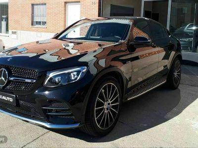 usado Mercedes GLC43 AMG GLC Coupé AMG4MATIC