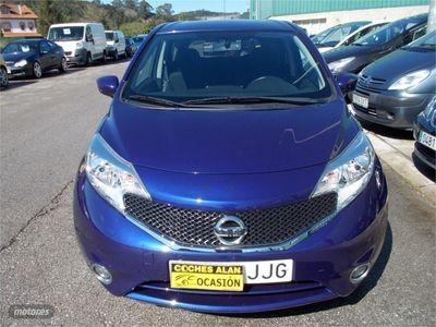 brugt Nissan Note 5p. 1.5dCi 90CV Acenta