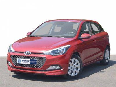 usado Hyundai i20 1 2 MPI Klass