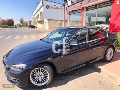 usado BMW 318 Serie 3 F30 Diesel Modern OCASION NACIONAL LIBRO