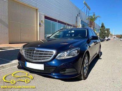 usado Mercedes E200 CDI Estate Elegance