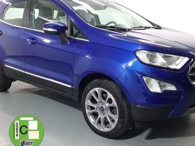 usado Ford Ecosport 1.0T EcoBoost 73kW (100CV) S&S Titanium