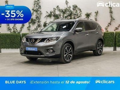 usado Nissan X-Trail 7 Plazas dCi 96 kW (130 CV) N-CONNECTA
