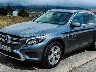 usado Mercedes GLC220 5p