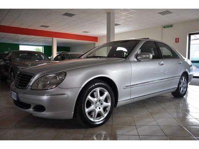 usado Mercedes S500 4M