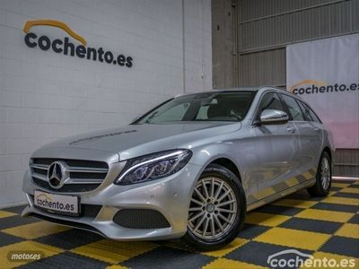 usado Mercedes C220 Clase CBlueTEC Estate