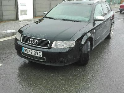 gebraucht Audi A4 Avant 2.5TDI quattro 180
