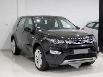 usado Land Rover Discovery 2.0TD4 HSE Luxury Aut.