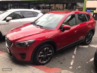 usado Mazda CX-5 2.0 Luxury+Premium negro+TS AWD 160 Aut.