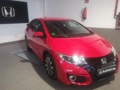 usado Honda Civic 1.6 i-DTEC Elegance *CONCESIONARIO *