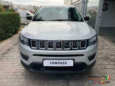 usado Jeep Compass 1.3 Gse T4 Sport 4x2 130 130 cv en Castellon