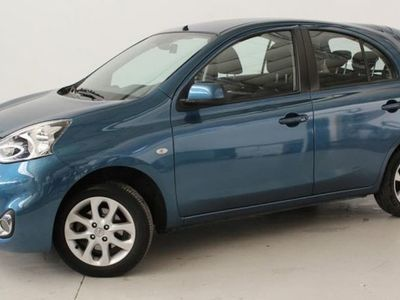 used Nissan Micra 5p 1.2G ACENTA