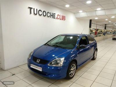 usado Honda Civic 1.4i S AC