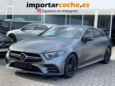 usado Mercedes CLS53 AMG CLS 53 AMGAMG EQ Boost 4Matic+ Aut.
