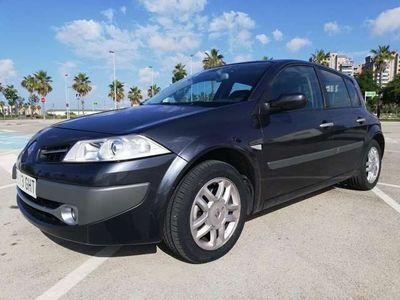 usado Renault Mégane 1.9dCi Luxe Privilege Aut.