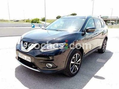 usado Nissan X-Trail X-trail2.0 Dci Tekna 4x2 Xtronic 177 cv en Girona