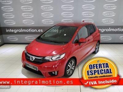 usado Honda Jazz 1.3 i-VTEC Elegance Navi