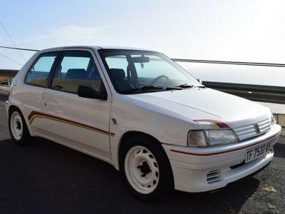usado Peugeot 106 1.3 Rallye