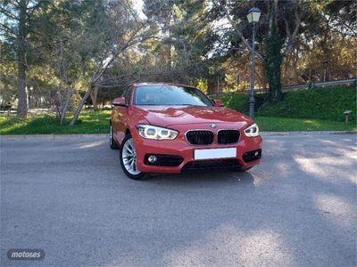 used BMW 118 Serie 1 F20 5p. Diesel