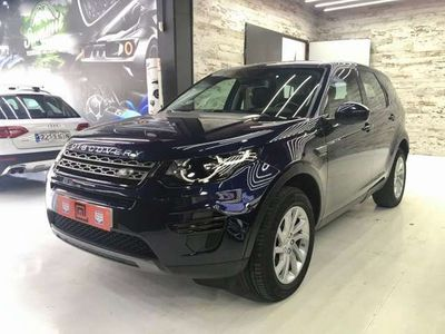 usado Land Rover Discovery Sport 2.0TD4 SE 7pl. 4x4 Aut. 180