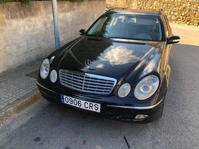 usado Mercedes E320 Familiar Classic