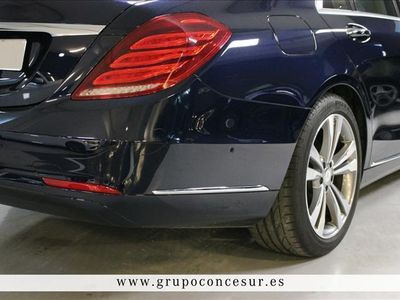 usado Mercedes S350 d 4M 9G-Tronic
