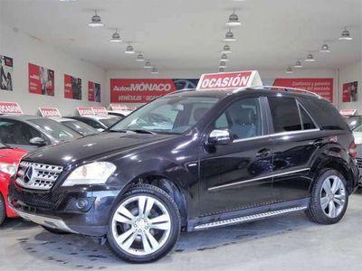 usado Mercedes ML300 M CDI BE 4M Aut.