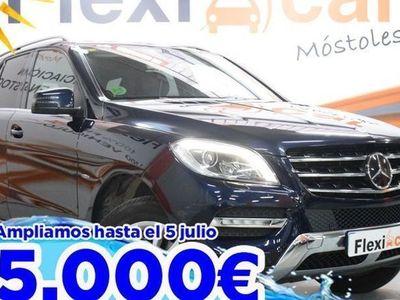 usado Mercedes ML350 M BlueTEC 4MATIC