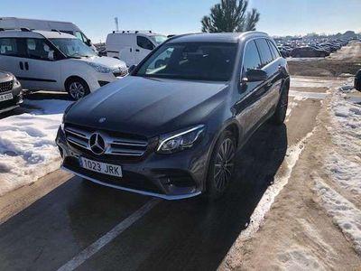 usado Mercedes GLC220 Clased 4Matic AMG 2.1 CDI **TECHO**
