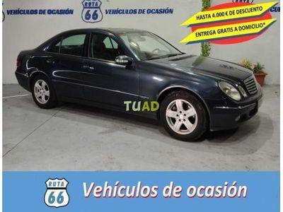 usado Mercedes E220 Clasecdi Elegance