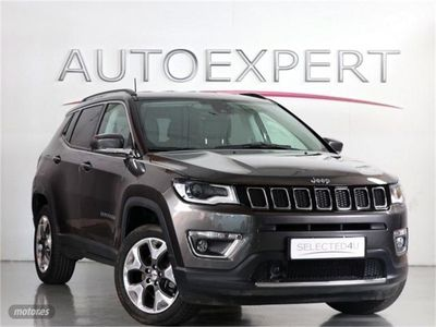 brugt Jeep Compass 2.0 Mjet 103kW Limited 4x4 AD Auto