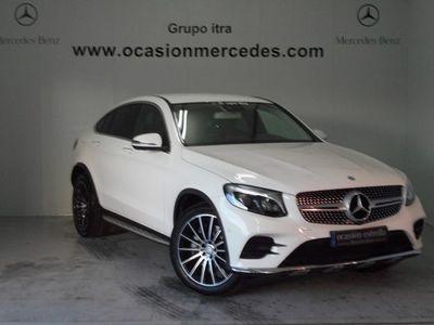usado Mercedes E250 Clase GLC Coupé d 4Matic