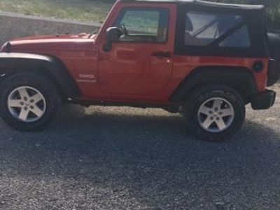 used Jeep Wrangler 2.8 CRD DPF Sport