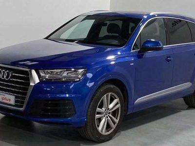 usado Audi Q7 3.0TDI Black line ed. Q. Tip. 200kW(9.75)