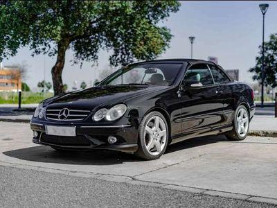 usado Mercedes CLK320 Cabrio 320CDI