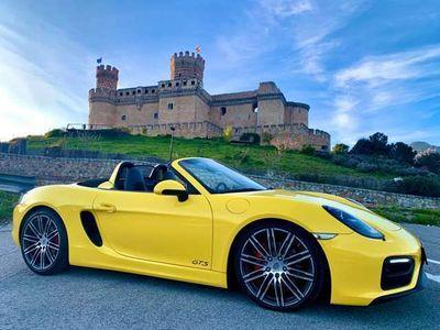 usado Porsche Boxster GTS manual, garantía julio 2022