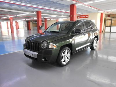 brugt Jeep Compass 2.0CRD Limited 103kW (140CV)