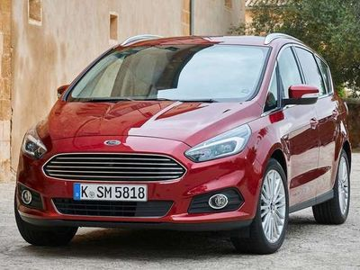 usado Ford S-MAX 2.0TDCi Trend
