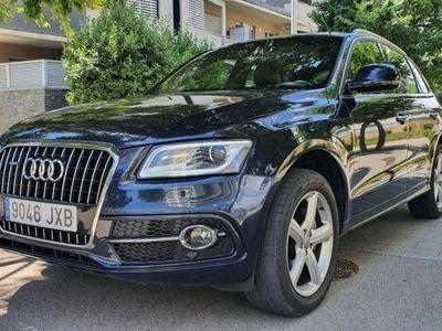 usado Audi Q5 2.0TDI CD quattro S Line Ed. S-T 190